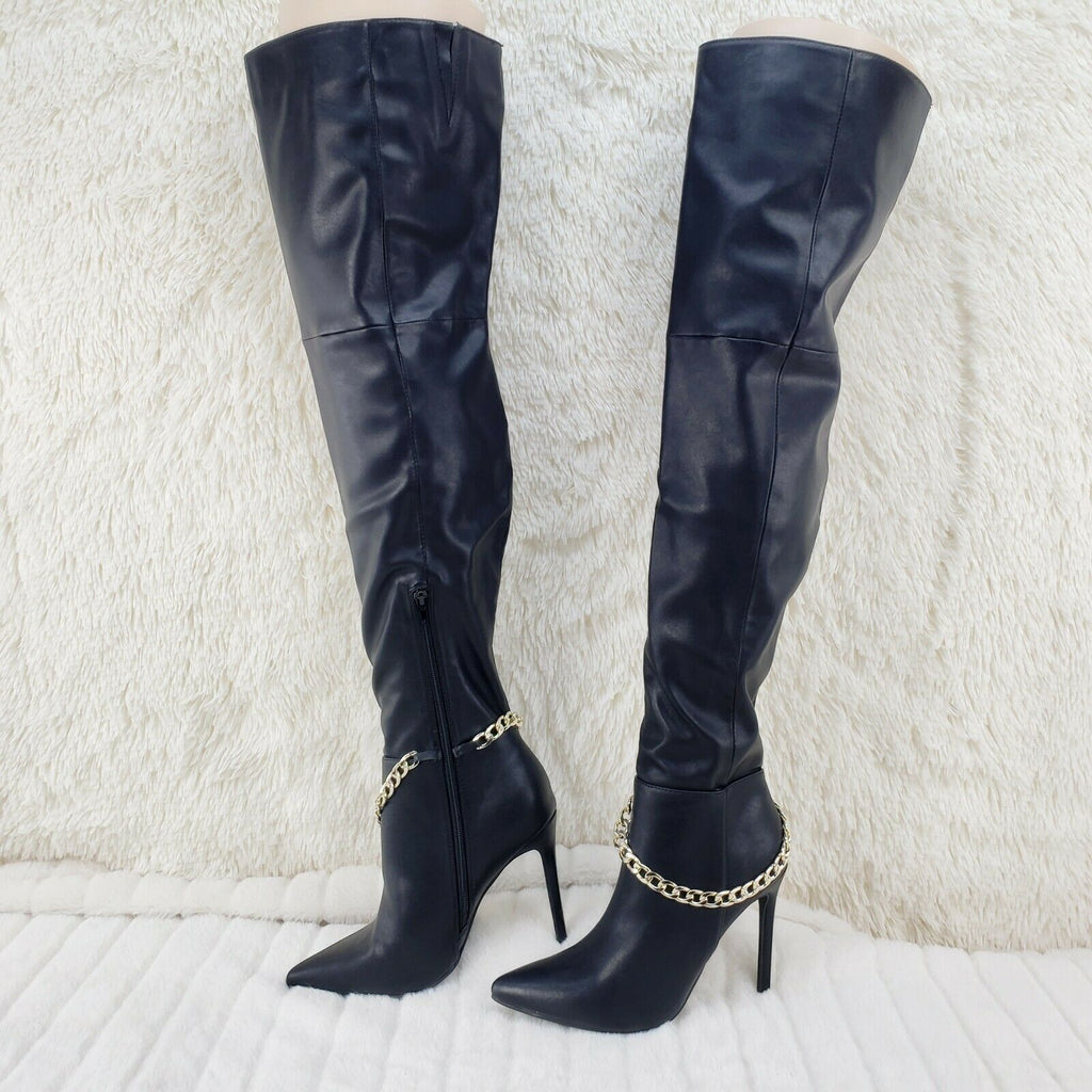 Heels Flats Sexy Women's Shoes Thigh High Boots Totally Wicked Footwear Afterpay Paypal