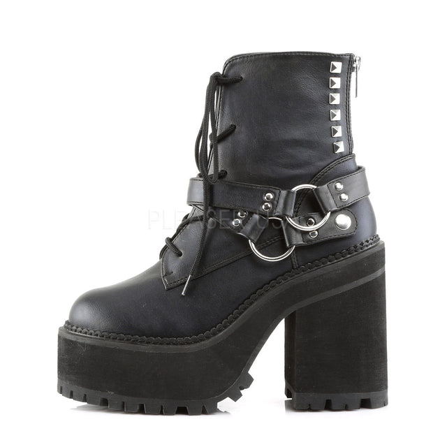 Assault 101 Platform Ankle Boot