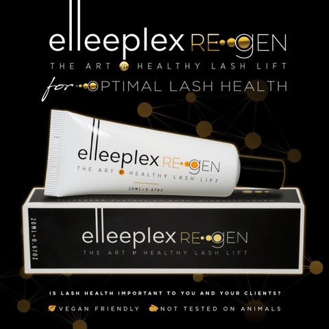 Elleebana Aftercare for Lash Lifts - Proudly brought to you by Lash Mob. Elleebana Distributors for Darwin and Australia