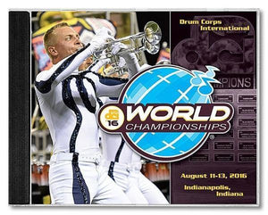 2016 World Championship CD Set