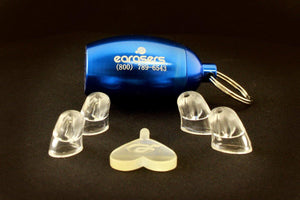 Earasers Renewal Kit w/ Waterproof Carry Case