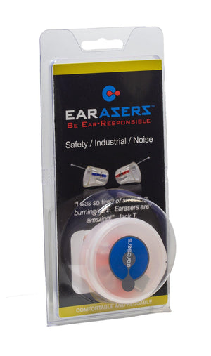 Safety / Industrial / Noise Hi-Fi Earplugs - Earasers by Persona Medical