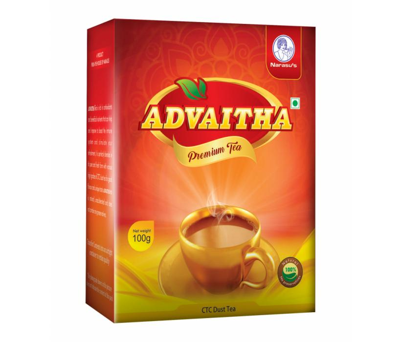 advaitha tea