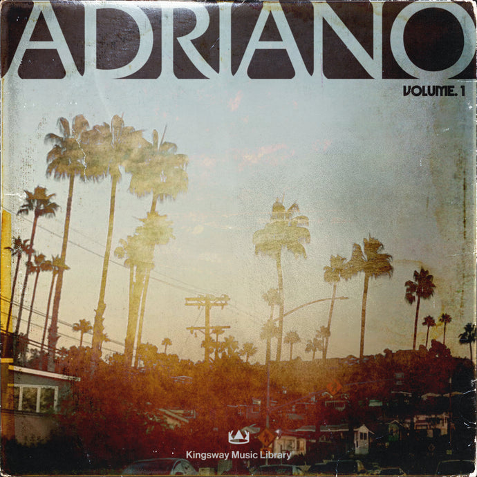 Kingsway Music Library - Adriano Vol 1