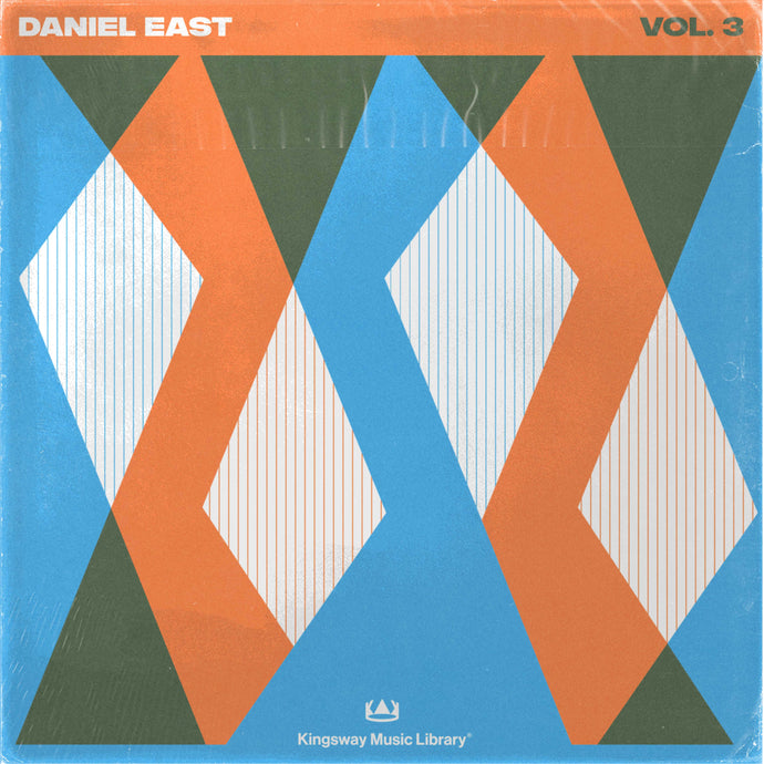 Kingsway Music Library - Daniel East Vol. 3