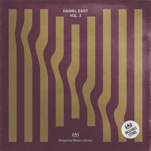 Kingsway Music Library Presents - Daniel East VOL. 2