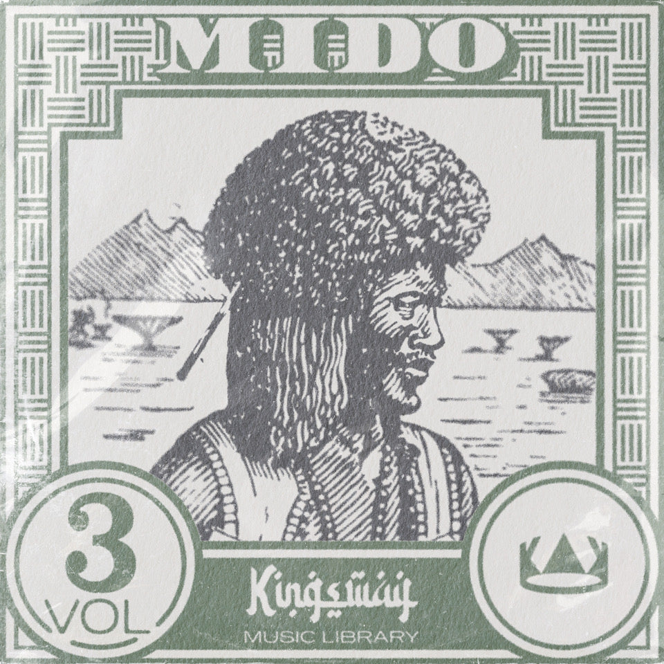 Kingsway Music Library - Mido Vol. 3