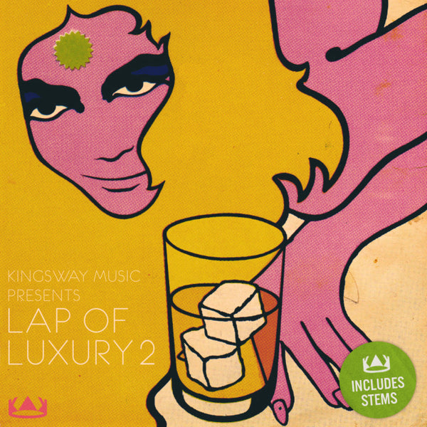 Kingsway Music Presents - Lap of Luxury Vol. 2 - Stems (Digital Download)