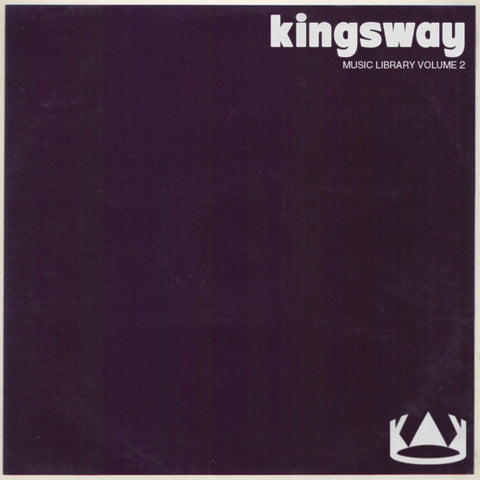 Kingsway Music Library Vol. 2 (Digital Download)