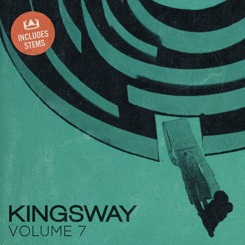 Kingsway Music Library Vol. 7 Stems (Digital Download)
