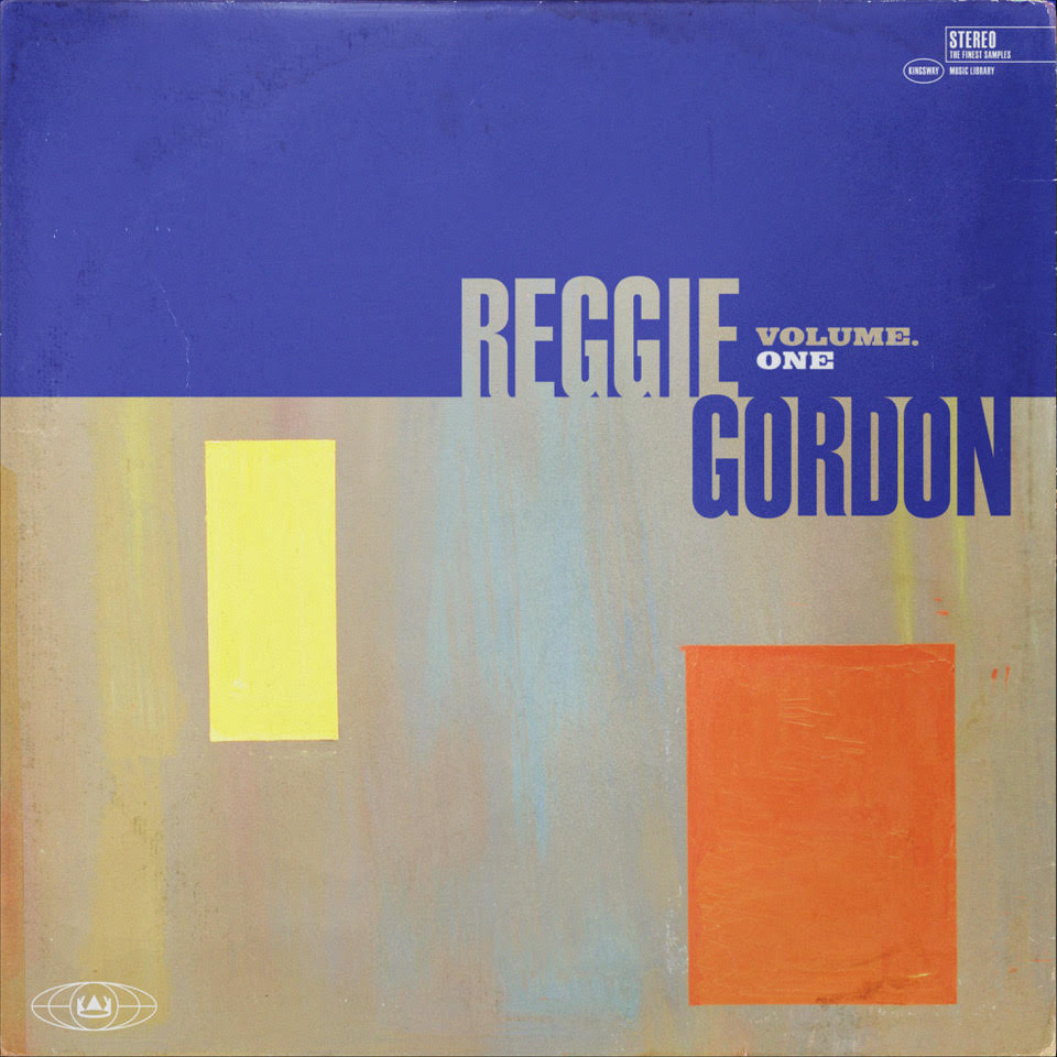 Kingsway Music Library - Reggie Gordon Vol. 1
