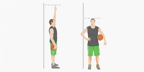 Measure Your Standing Reach - Project Pure Athlete