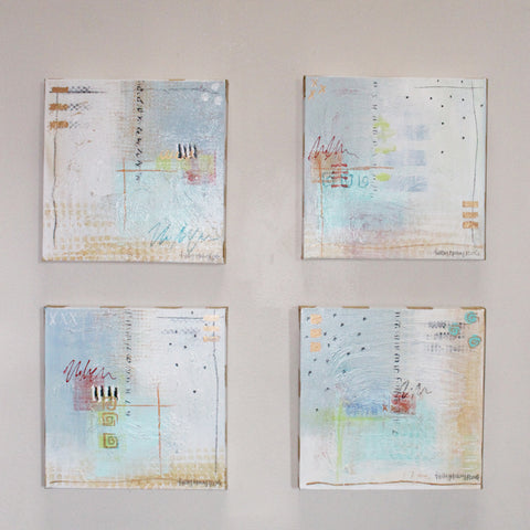 Four Unframed