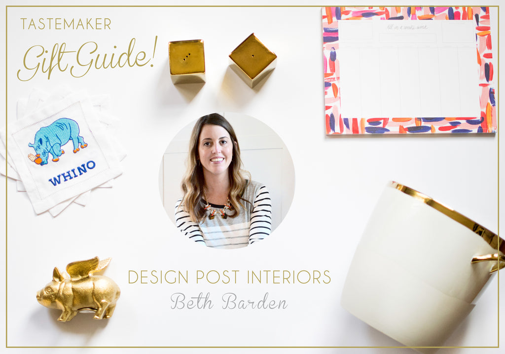 Gift Guide | Design Post Interiors