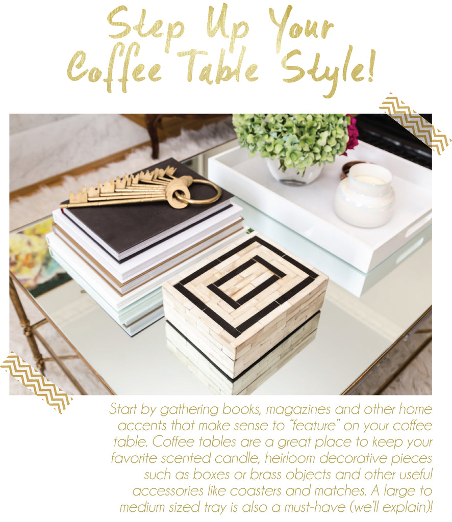 Mintwood Home | Coffee Table Style