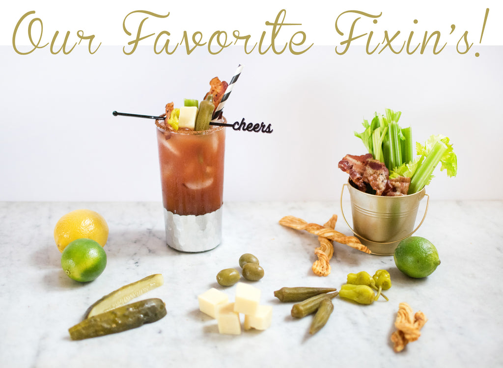 Mintwood Home Bloody Mary Bar