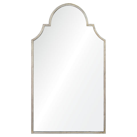 Selene Antiqued Iron Mirror
