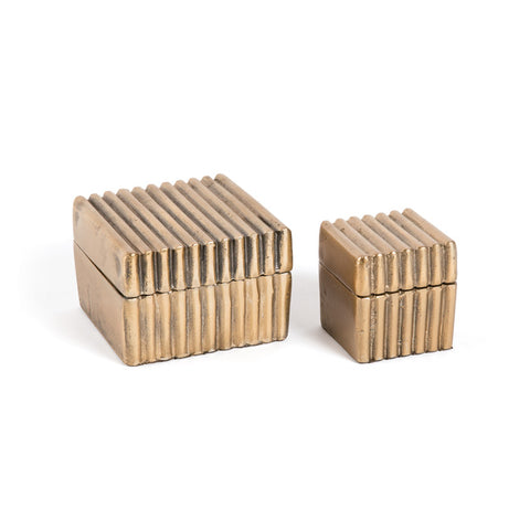 Curtis Boxes -Set of Two