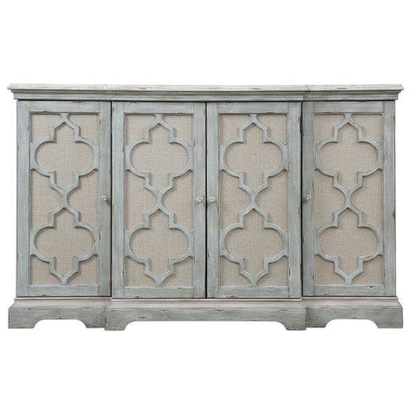 Uttermost Sophie Four Door Cabinet