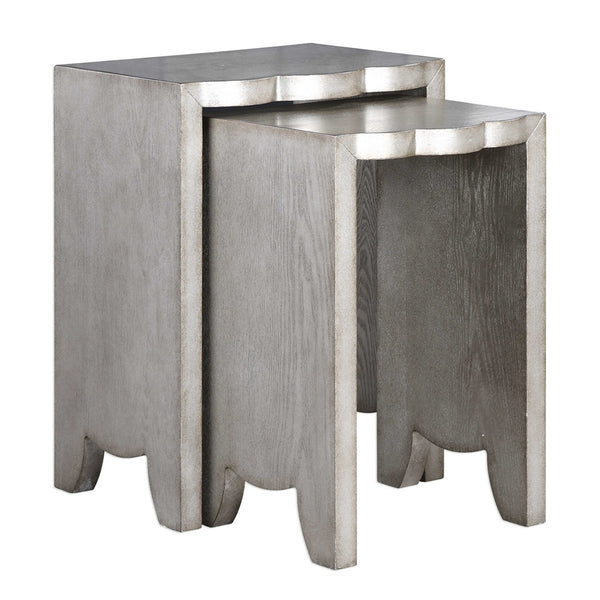 Uttermost Imala Natural Ash Nesting Tables