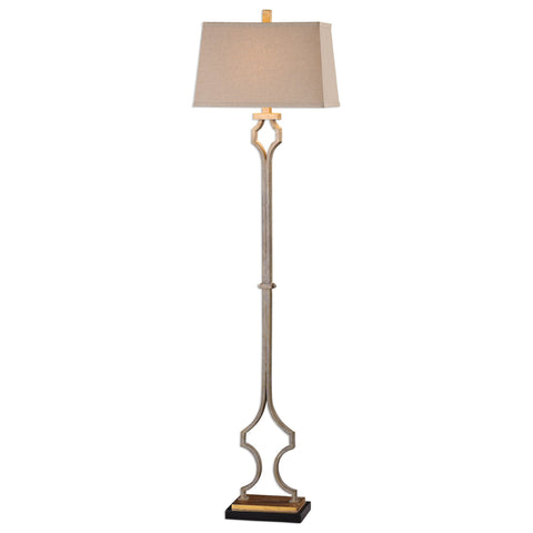 Vincent Gold Floor Lamp