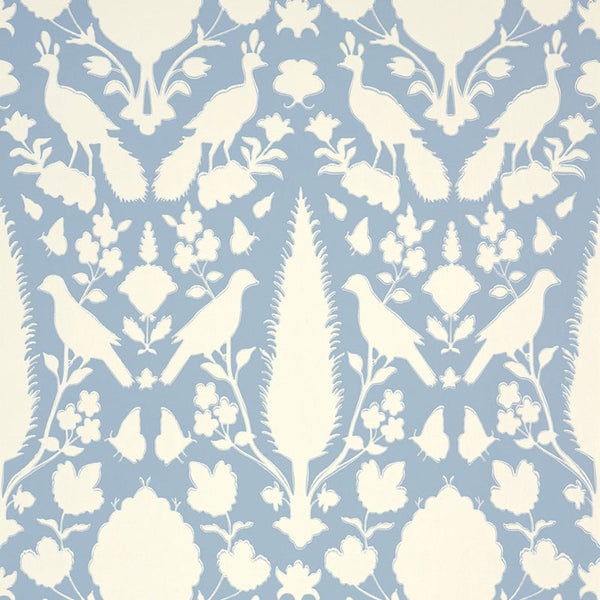 Chenonceau Wallpaper by Schumacher