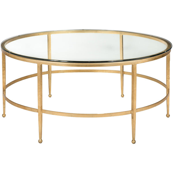Edmund Round Cocktail Table