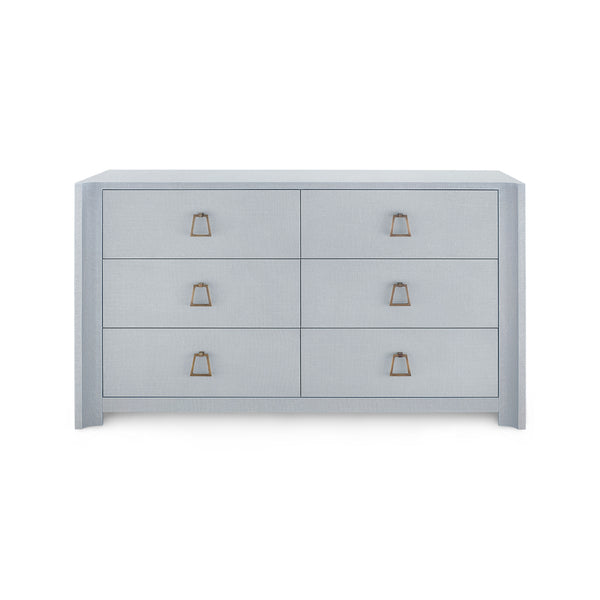 Bungalow 5 Audrey Extra Large 6-Drawer Dresser
