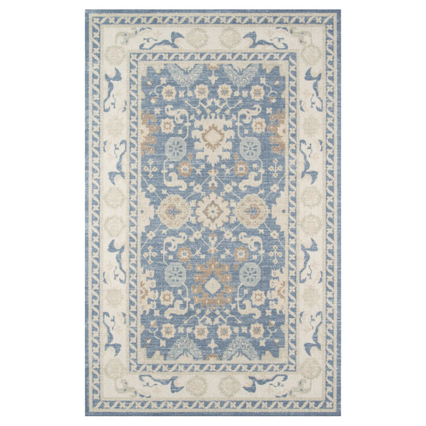 Adaline Light Blue Rug
