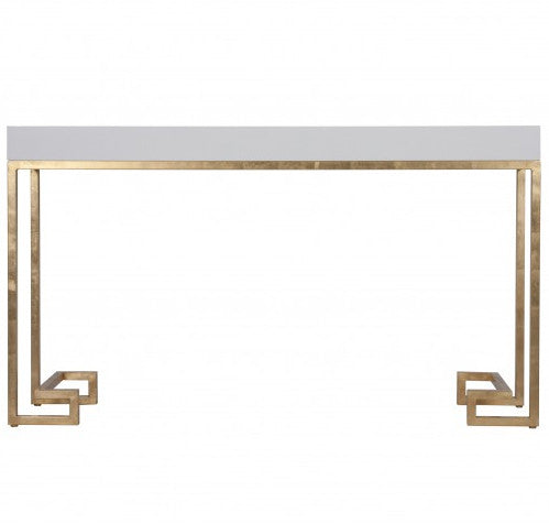 Worlds Away Barsanti Console Table