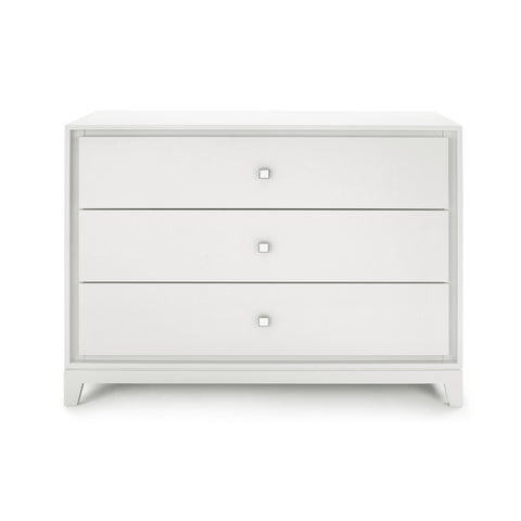 Bungalow 5 Bergamo 3-Drawer Chest