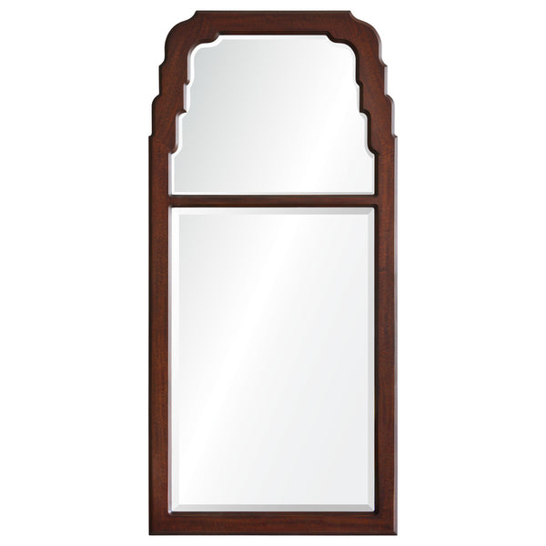 Anne Dark Walnut Mirror