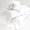 Bamboo sheet set white