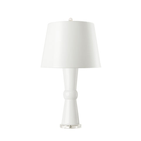 Bungalow 5 Clarissa Lamp - White