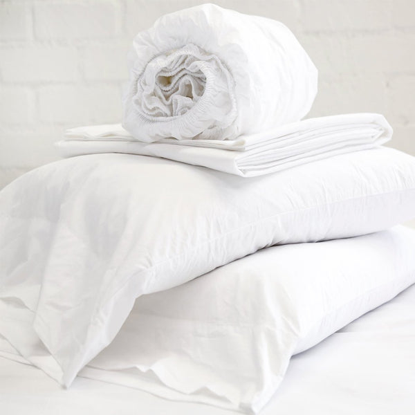 Cotton Percale sheets