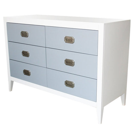 Newport Cottages Devon 6 Drawer Dresser