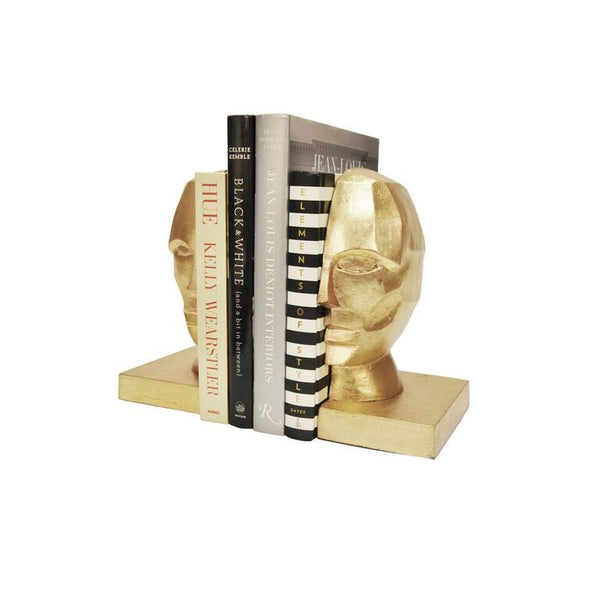 Worlds Away Edmund Profile Bookends