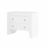 Worlds Away Easton Side Table Mintwood Home