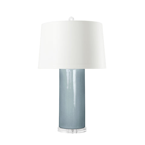 Bungalow 5 Formosa Lamp - Smoke Blue
