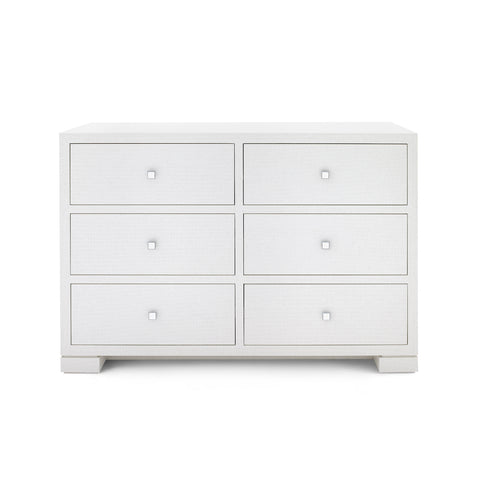 Bungalow 5 Frances Extra Large 6-Drawer Dresser