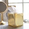 Gold Tissue Box