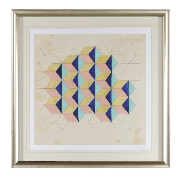 Geometric Pattern Play Number Two