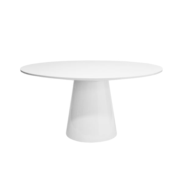 Worlds Away Hamilton Dining Table
