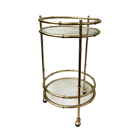 The Soho Bar Cart