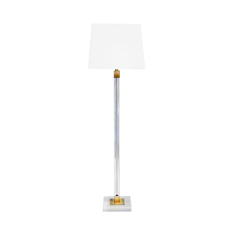 Worlds Away Hunter Floor Lamp