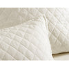 Hampton cream pillows