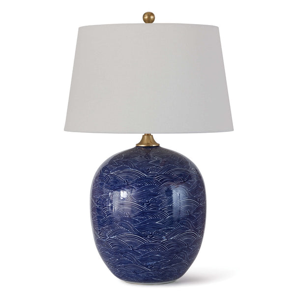 Harbor Ceramic Table Lamp