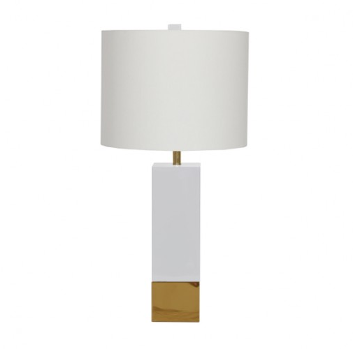 Worlds Away Harper Lamp