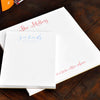 Personalized Name Notepads