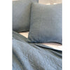 huntington dusty blue pillows